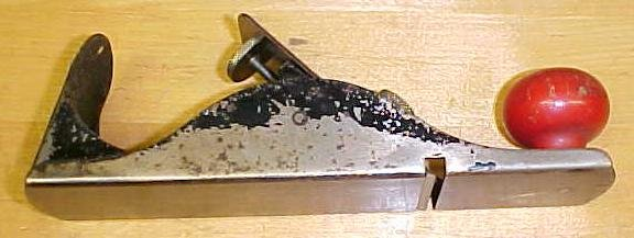 Vintage Steel All Purpose Block Plane Rare Style!