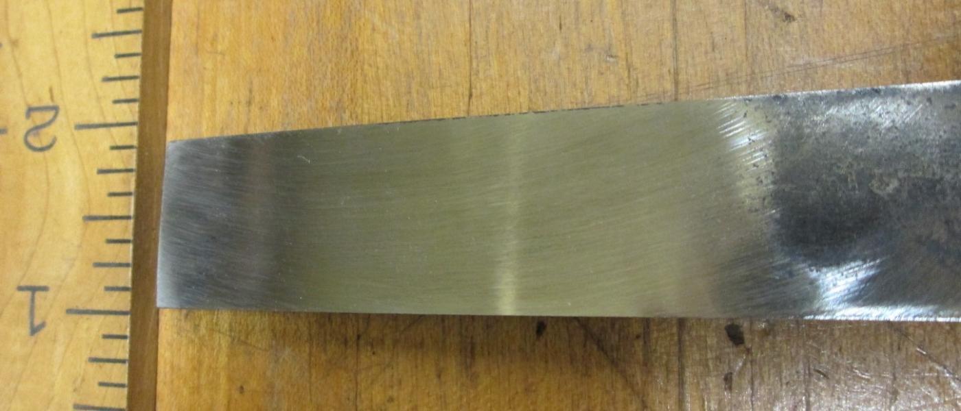 Charles Buck Socket Firmer Chisel/Slick 7/8 inch