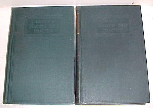 Machine Tools & Their Operation 2 Volume 1922