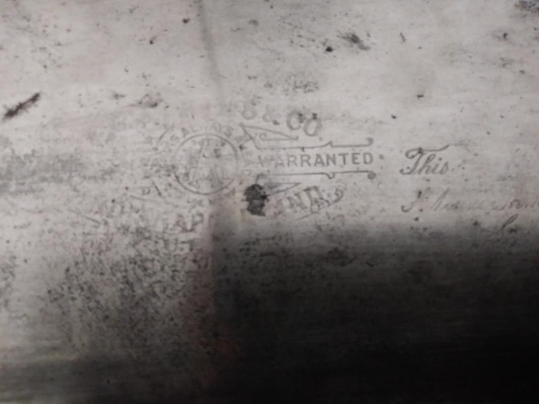 Atkins No. 51 Silver Steel Hand Saw 12 TPI