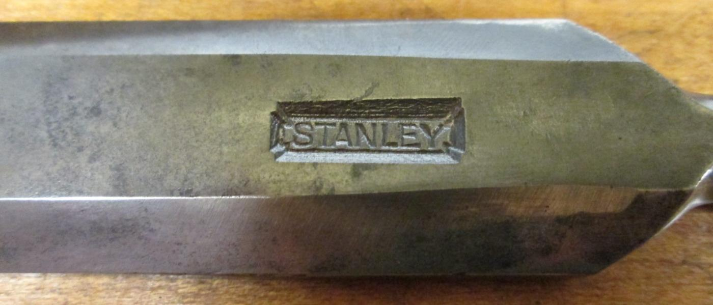 Stanley Socket Bevel Chisel 1.00 inch