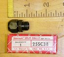 Starrett Split Collet No. 25SC38