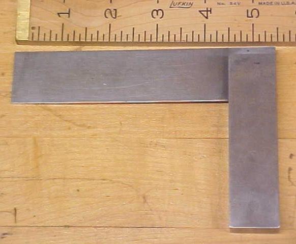 Darling, Brown & Sharpe Precision Square Rare!