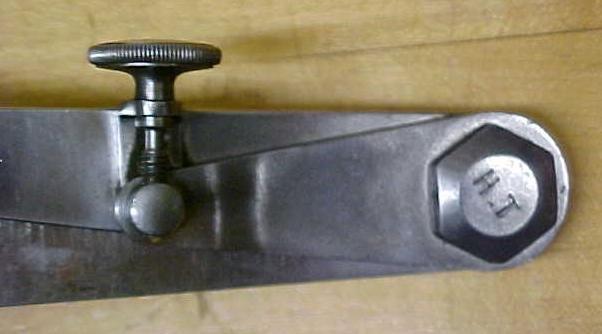 L.S. Starrett Inside Caliper Firm Joint Pre-1909 No. 35