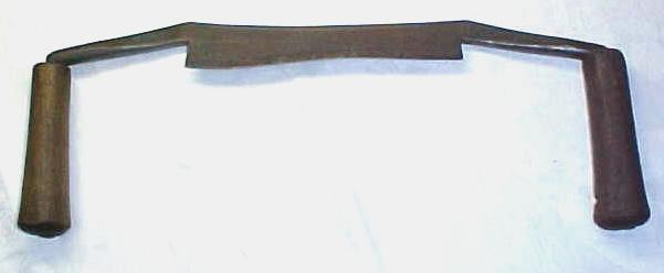 Early Antique Ohio Tool Draw Knife