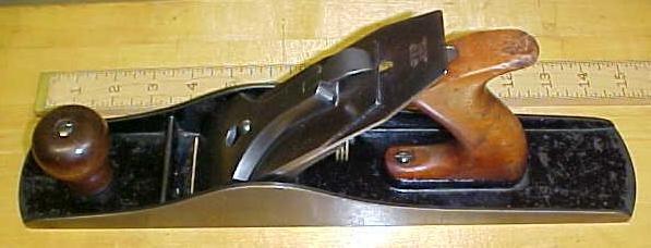 H. T. CO.  Iron Jack Plane No. 5 1/2 size