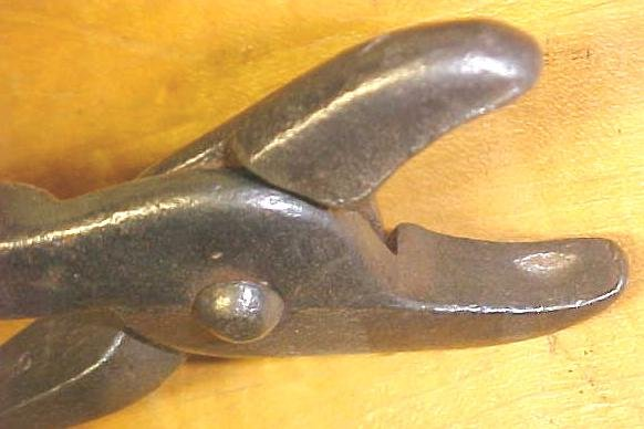 Antique Hog Ring Pliers Ringer Pliers 6.5 inch