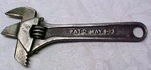 Carll Combination Nut Wrench