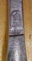 Garant Tanged Gouge Chisel 3/8