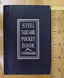 Steel Square Pocket Book How To Book 1906