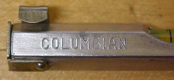 Columbian Line Level No. 555