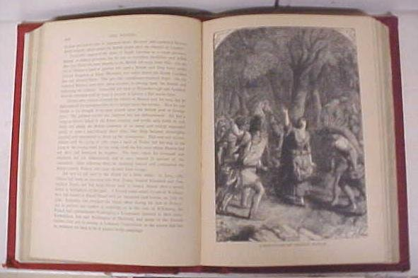 Young People's Story of American History 1901 Rare!