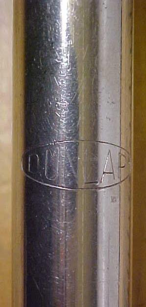 Dunlap Spiral Yankee Style Automatic Push Drill w/6 Bits