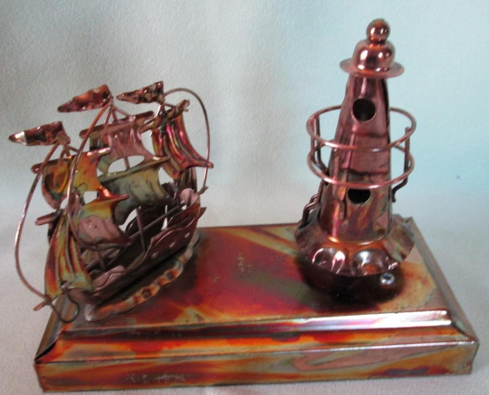 Lighthouse Music Box