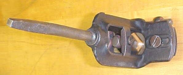 Goodell Pratt Hollow Auger Antique Cast Steel Adjustable