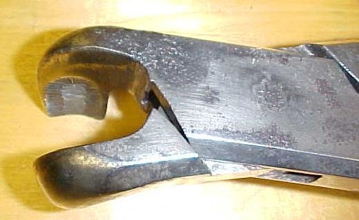 Veterinarian Molar Splitter Remover Pliers Large Size Antique