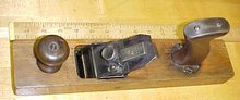 Gage Tool Co.  Plane Transitional 14 inch Rare! 1880's