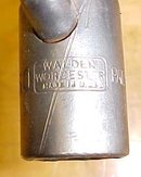 Walden Socket Wrench T-Handle Combination