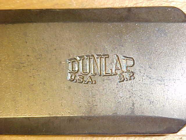 Dunlap Beveled Socket Chisel 1.25 inch