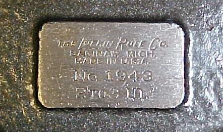 Lufkin No. 1943  Micrometer 2-3 inch