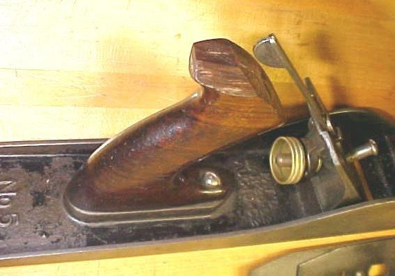 Stanley No. 5 Jack Plane Early 1900's Era