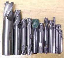 Machinists Carbide Cutter Lot of 12 Different Size Used