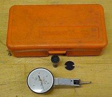 Tesatast Dial Test Indicator Tesa .0005 inch Grad.