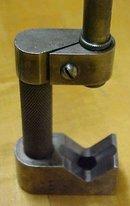 Starrett Micrometer Head Long Range 1-3 inch & Gauge