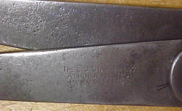 Starrett No. 39 Inside Caliper 6 Inch Long