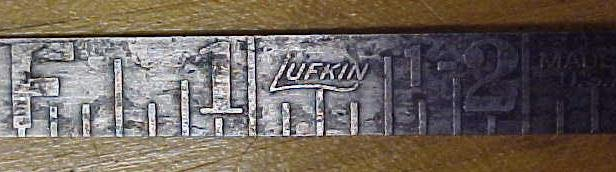Lufkin Tape Measure 50 Foot Round Leather Body