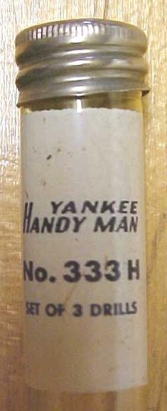 Stanley Handyman Ratchet Screwdriver Drill Point Set