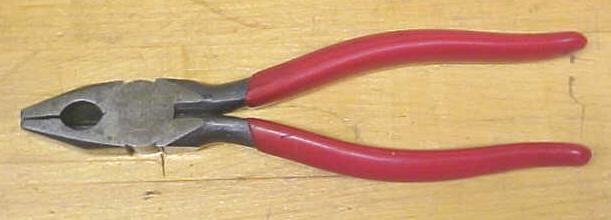 Utica No. 50-7 Side Cutter Pliers 7 inch