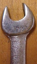 Fairmount Wrench Open Ended 1/4 & 5/16 inch