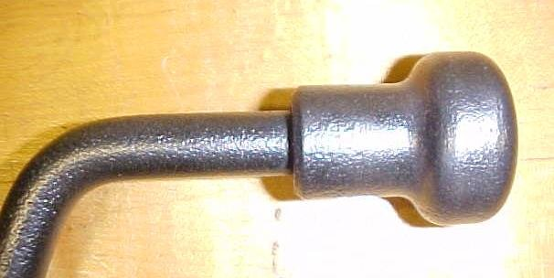 Offset Socket Wrench Antique 1/2 inch Hex