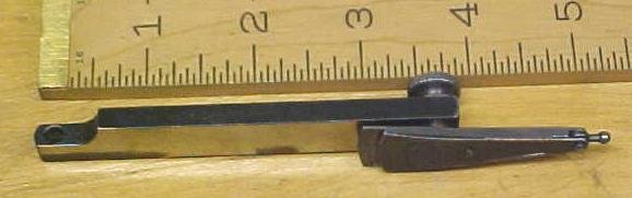 Ideal Tool Co. Indicator Precision + Holder Antique