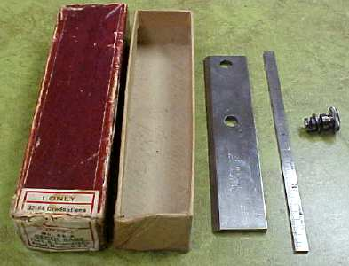 Starrett No. 46 Depth Gage & Box