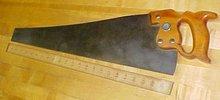 Disston Crosscut Hand-Saw Keystone 24 inch 8TPI