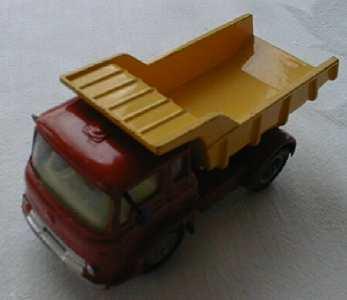 Corgi Bedford Tractor Dump Truck
