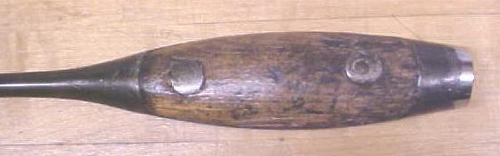 Antique Screwdriver/Hammer Knife Handle 11 inch Rare!