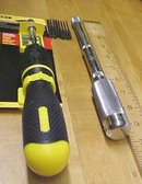Stanley Yankee Push No. 41Y + Bonus Ratchet Screwdriver
