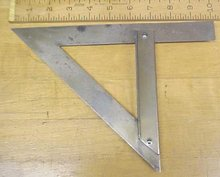 Challenge Cutlery Mitre Square Miter Patent 1904
