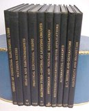 Electricity Wiring Book Set 10 Volumes International Textbook 1939