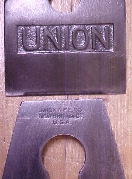 Union Smooth Plane No. 4 Size