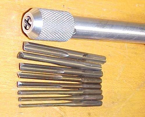 Goodell-Pratt Yankee Style Spiral Push Drill No. 188A Box