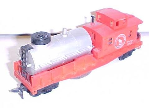 Train Cars HO Northern Tank Car Track Cleaner