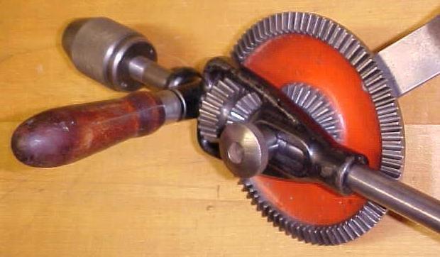Mohawk Breast Drill 2-Speed Millers Falls