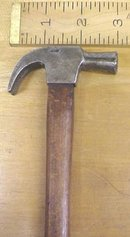 Hammer Antique Adze Eye 1/4 Pound