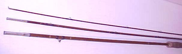 Horrocks - Ibbotson Bamboo Fly Fishing Rod Split 3 Pc. 9'