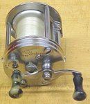 Shakespeare Level Wind Reel Criterion 1960