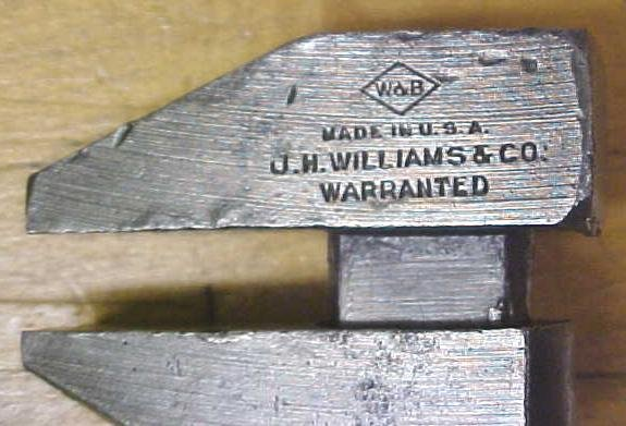J.H. Williams Monkey Wrench 8 inch Rare!